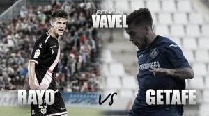 Rayo Vallecano - Getafe CF: duelo con aroma a Primera