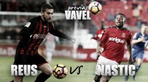 CF Reus – Nàstic de Tarragona: derbi histórico en Segunda