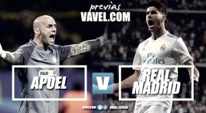 Previa Apoel Nicosia - Real Madrid: Europa para sanar heridas