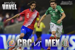 México - Costa Rica: la previa, horario y alineación