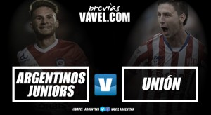 Previa Argentinos Juniors - Unión: necesidad de sumar