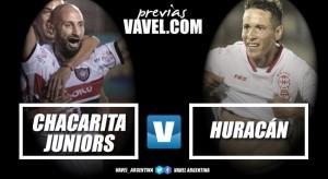 Chacarita recibe a Huracán por la fecha 10