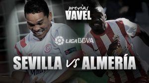 Sevilla - Almería: avivar la llama