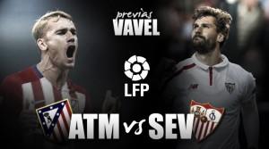 Atlético de Madrid - Sevilla FC: mejor escenario imposible