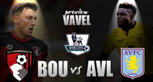 Preview: Bournemouth - Aston Villa - Cherries play first ever Premier League game