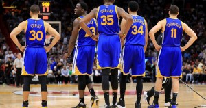 Warriors : Objectif back to back