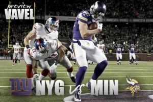 New York Giants vs Minnesota Vikings preview: a potential 'Skol night'
