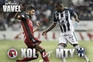 Previa Xolos Tijuana vs Rayados Monterrey: primera batalla de liguilla