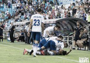 UE Llagostera - Real Zaragoza: duelo en la media tabla