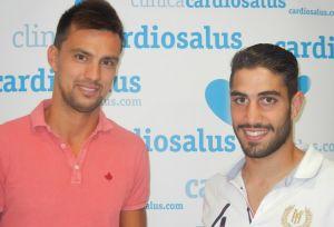 Garmendia, Prieto y Víctor Ruiz, tres nuevos fichajes para el Real Murcia