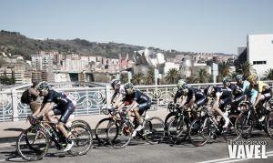 Fotos e imágenes de la 1ª etapa de la Vuelta al País Vasco