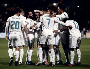 El Real Madrid arrasa en Nicosia