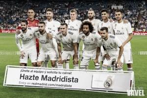 Un sólido Real Madrid vence a un pobre Getafe