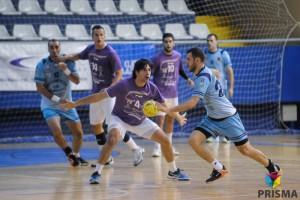 BM. Guadalajara cae derrotado en Cangas en un encuentro muy disputado