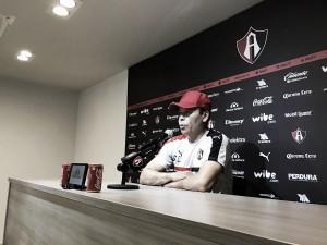 """José Guadalupe Cruz: """"Será un partido determinante ante Pumas"""""""