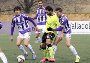 Compostela - Real Valladolid Promesas: duelo vital por la permanencia