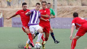 Real Valladolid Promesas - Tudelano: no hay quinto malo