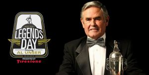 IndyCar: Al Unser Honored At Legends Day, Unser History At IMS