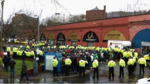 A re-visit to Scottish Fans harassment by the police