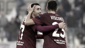 Serie B - Vittorie in coda di Ternana e Trapani. Pareggia la Spal a Vicenza