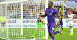 Tres puntos y gracias para la Fiorentina