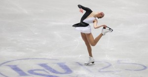 Europei pattinaggio di figura: il grande ritorno di Carolina Kostner, terza nel programma corto