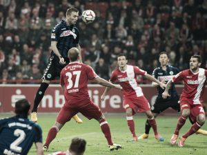 Union Berlin 0-1 Greuther Fürth: Przybylko's early opener enough for three points