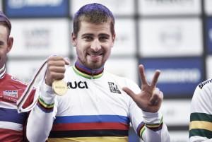 """Bergen 2017, ancora Sagan: """"Incredibile, vittoria dedicata a Scarponi"""""""