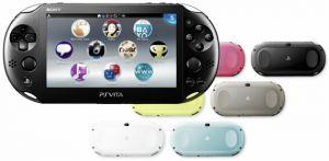 PS Vita Slim desembarca en Norteamérica junto a Borderlands 2