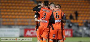 Ligue 2 : Le Stade Lavallois se relance à domicile