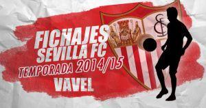 Fichajes del Sevilla FC temporada 2014/2015