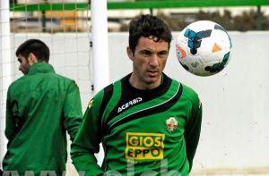 Edu Albacar: ''Plantamos cara a un equipo muy bueno y ofrecimos buena imagen''