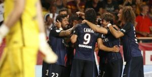 Paris poursuit son rythme de champion