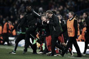 Comissão do PSG não esconde felicidade após vitória sobre Chelsea