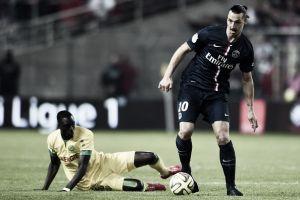 PSG marca dois na primeira etapa e volta a liderar Ligue 1 com vitória sobre Nantes