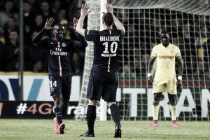 Pré-jogo: Pressionado, Nantes encara PSG em casa querendo quebrar tabu de dois anos