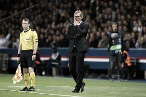 Blanc exalta exibição e influência de Di María contra Malmo pela Uefa Champions League