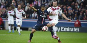 Les buts de PSG - Bordeaux