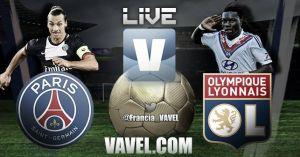 PSG vs Lyon en vivo y en directo online