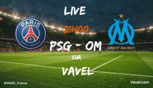 PSG - OM en direct live, 9e journée de Ligue 1