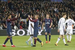 Champions League - Paris Saint Germain a valanga: Anderlecht travolto e qualificazione in tasca