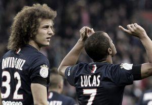 Com dois gols de Lucas, PSG vence Bordeaux e encosta no líder Marseille