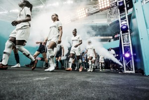 North Carolina Courage defeat Paris Saint-Germain in the ICC Women's Tournament