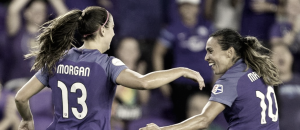 Orlando Pride closed in on play off spot with victory over Sky Blue FC