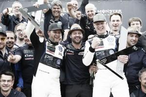 Johan Kristoffersson consegue quarta vitória no ano pelo Mundial de Rallycross
