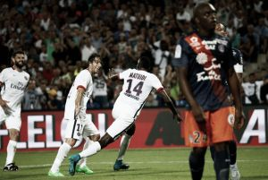 Matuidi sitúa al Paris Saint-Germain en lo más alto de la clasificación