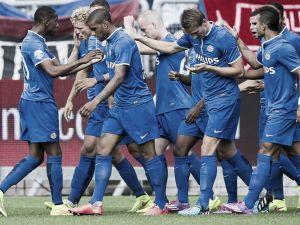 PSV consigue sus tres primeros puntos con doblete de Depay
