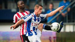 Heerenveen blunt PSV's lacklustre attack
