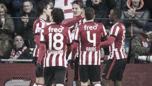 Victoria del PSV sobre un insistente Twente