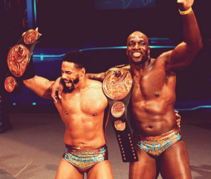 Can Titus O'Neil Bounce Back